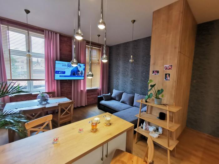 Apartament Słoneczny na Placu Wejhera