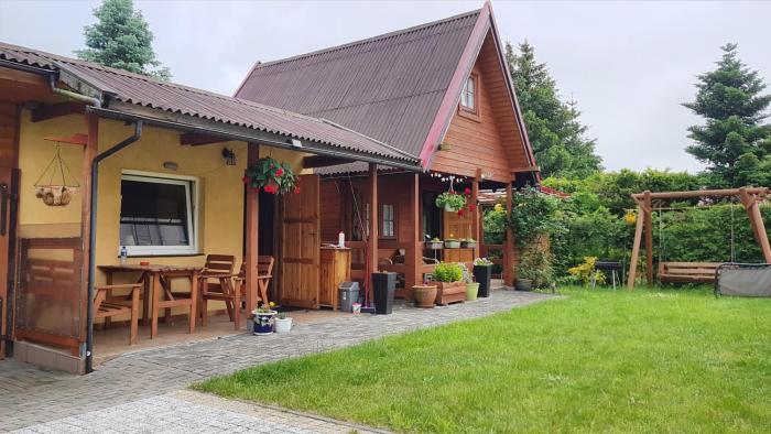 Domki Wakacyjne Kacperek