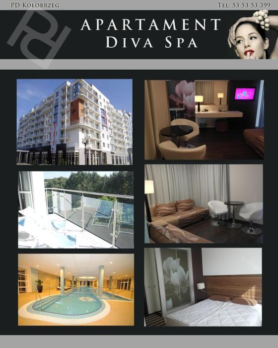 Apartament w Hotel Diva 7 piętro