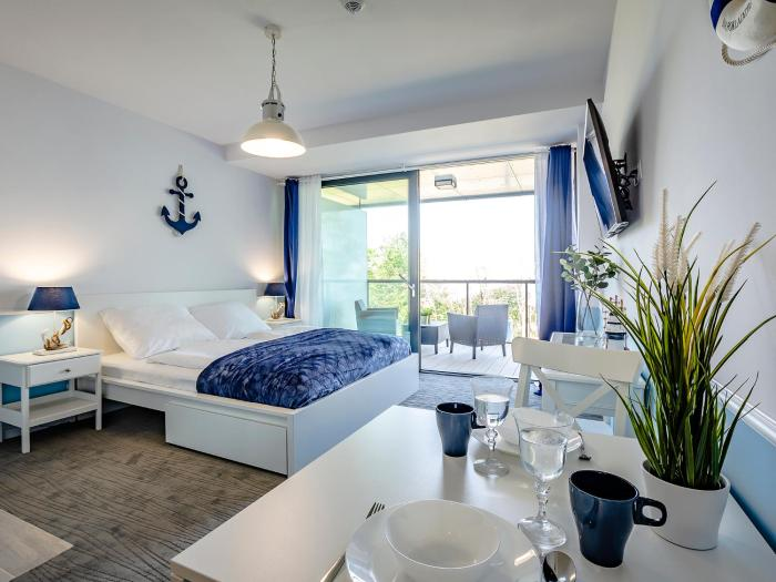 VacationClub – Seaside Apartament 108