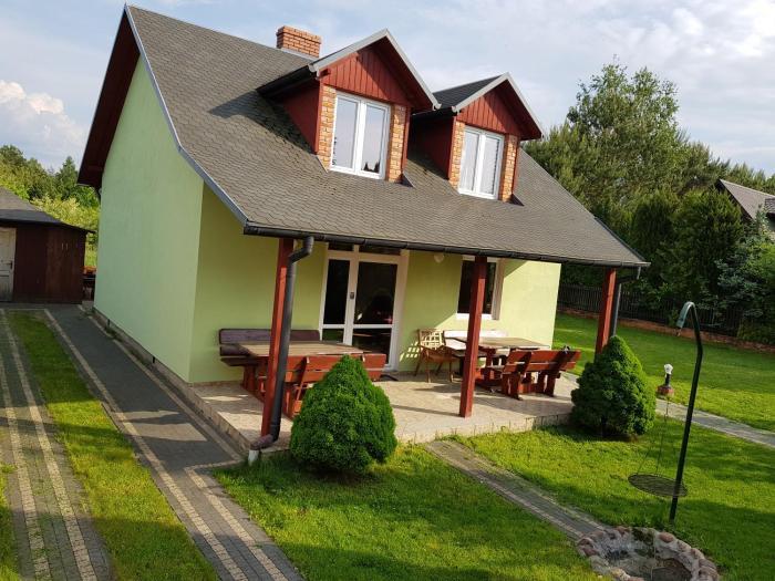Zielony Dom Okuninka JBiałe