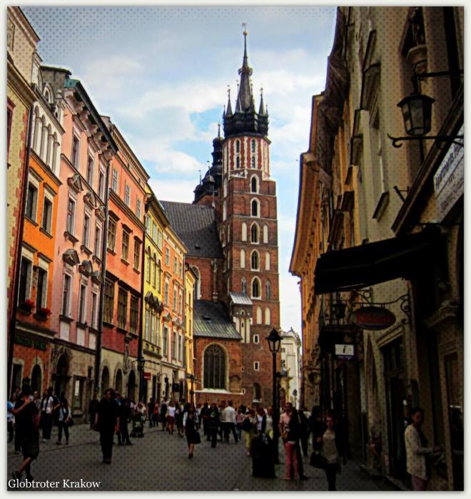 Floriańska Old Town