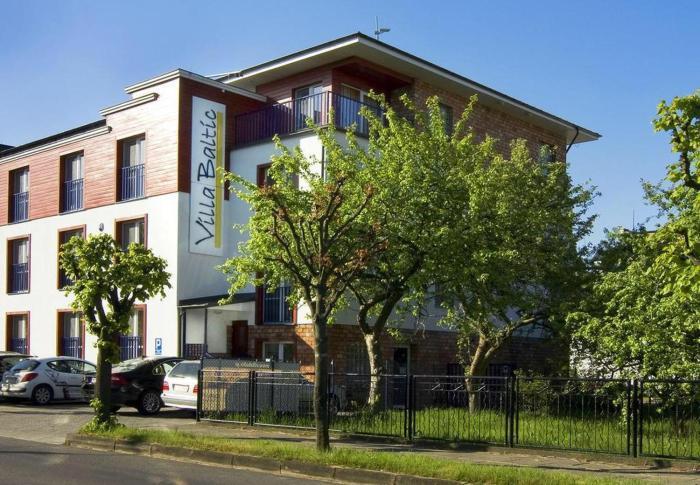 Villa Baltic Chałupy Apartament 11