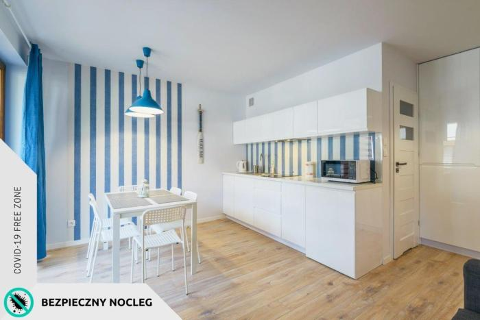 Apartamenty NCNK Baltic Park MEDIUM w Stegnie