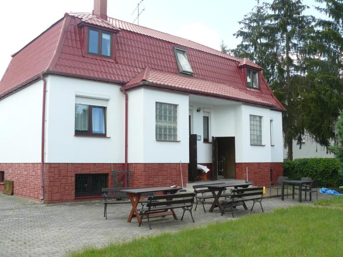 Villa pod Topolami