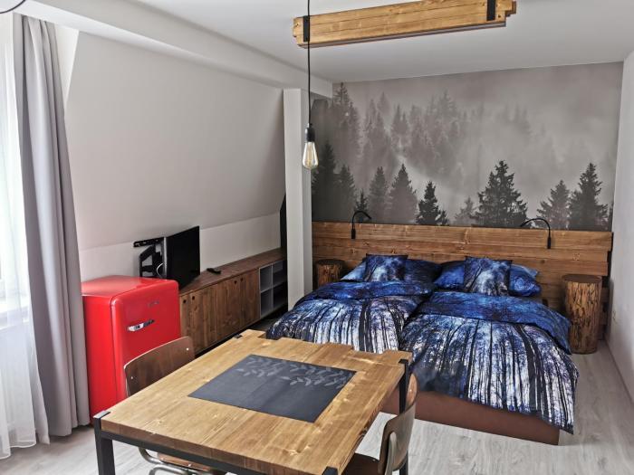 Luxusní apartmány Soběslav
