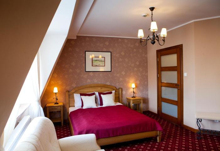 Hotel SPA Pod Orłem