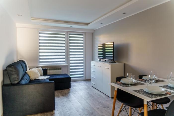 Apartament III przy Ekomarinie