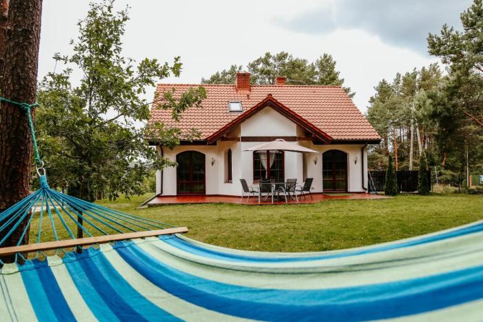 Pluski Dom Ryś nad J Pluszne