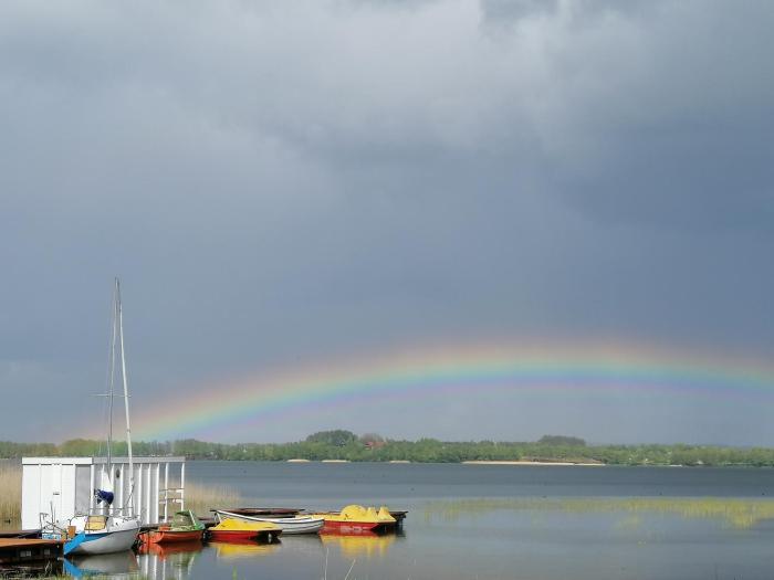 Houseboat Łabądź 1