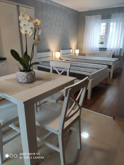Apartamenty i Pokoje Biala Hortensja