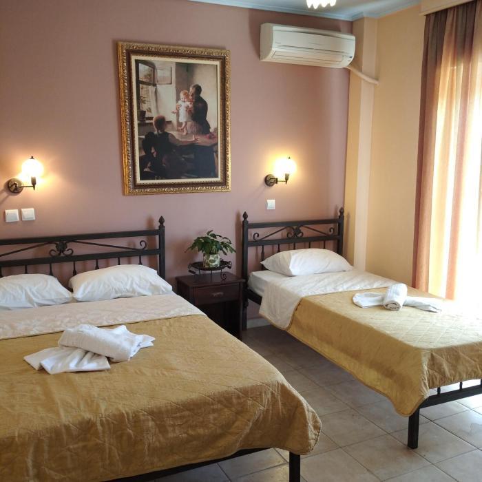 Xenia Palace luxury apartments