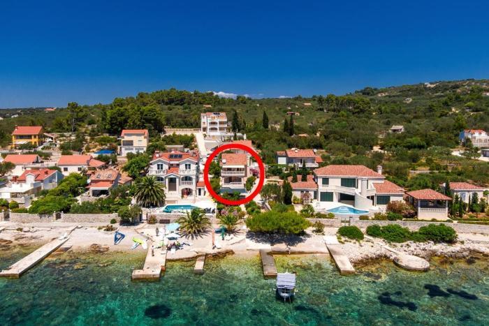 Apartments by the sea Cove Gradina Korcula 9273