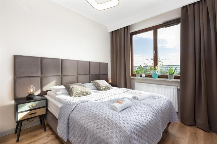 Apartament na Mokotowie by Renters