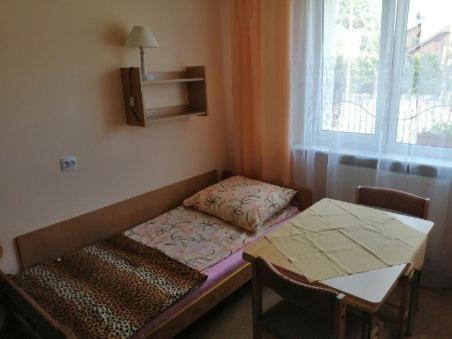 Wolne pokoje