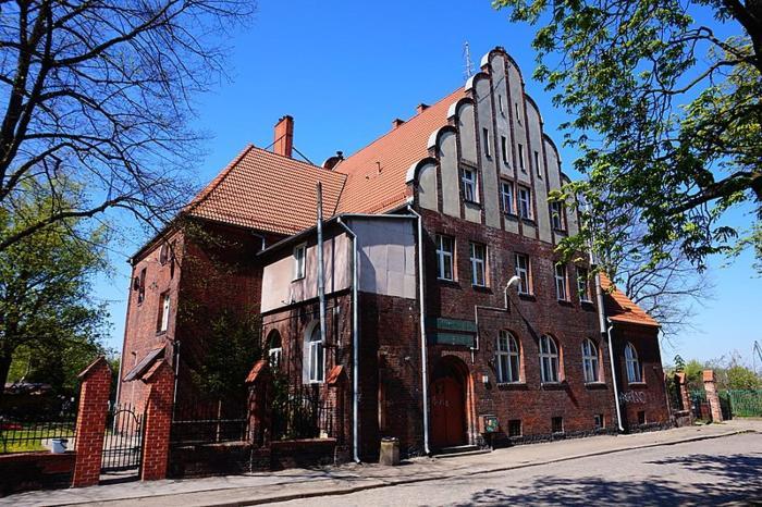 Gdańsk Center River I