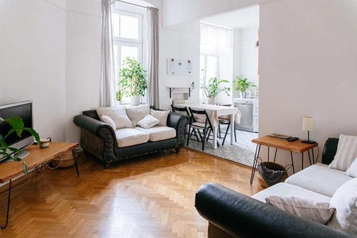Comfortable Spacious Lodz City Center Apartment
