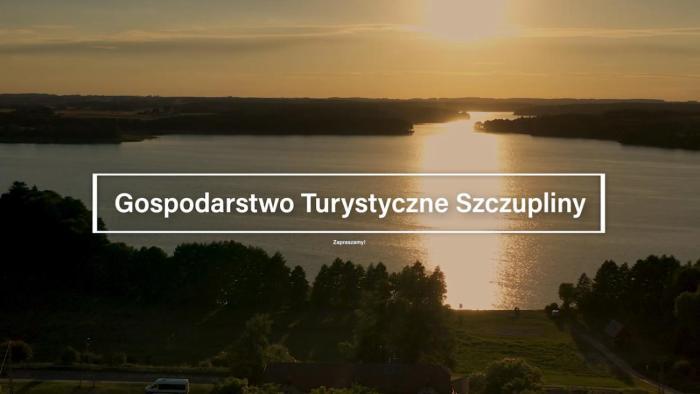 Agroturystka nad Jeziorem Rumian