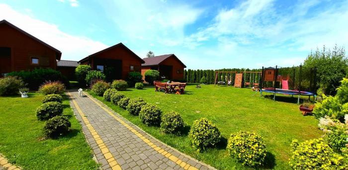 Domki Letniskowe Lawenda