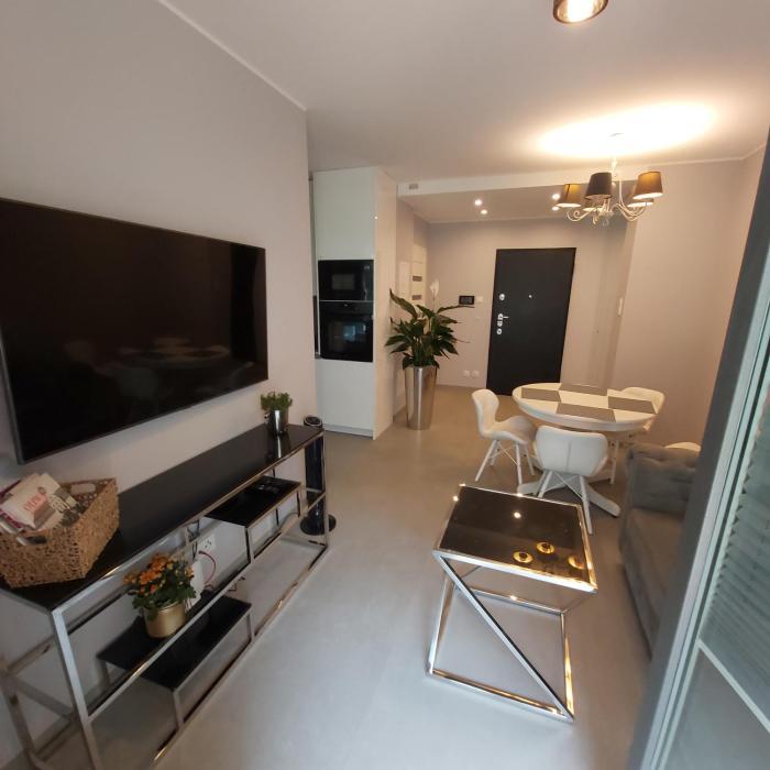 Apartament Złota Lęborska