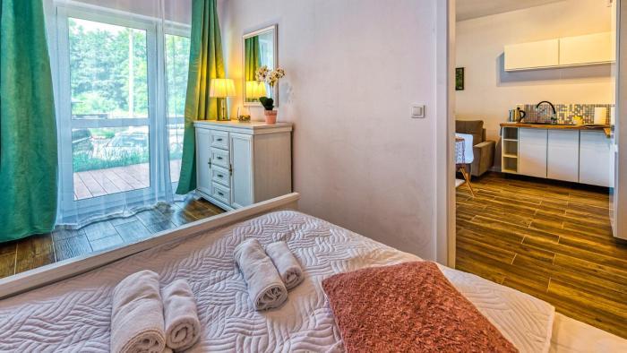 Apartament Centrum Holiday Mountain Residence 5D Apartamenty