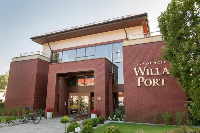 Willa Port #108