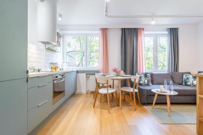 Rent like home Hoża 36