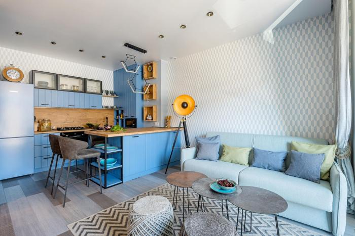 Modern Relax Apartments