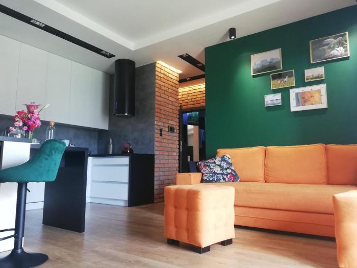Apartament na Mazurach