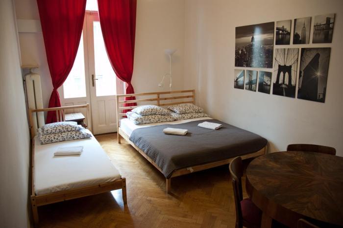 Trzy Kafki Private Rooms