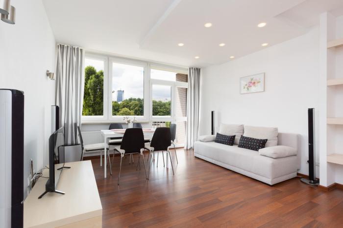 Apartments Warsaw Niecala Noclegi Renters