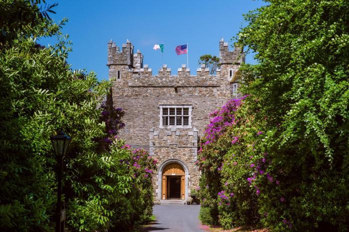 Waterford Castle Hotel Golf Resort