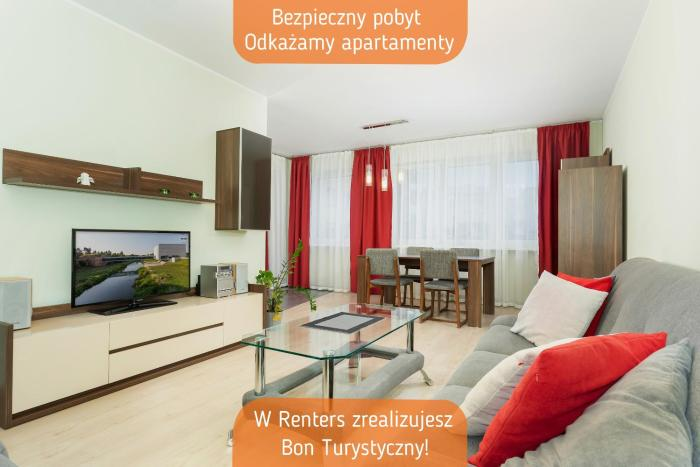Apartments Poznań Brzask by Renters