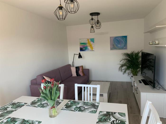 Nowe mieszkanie w idealnej okolicy
