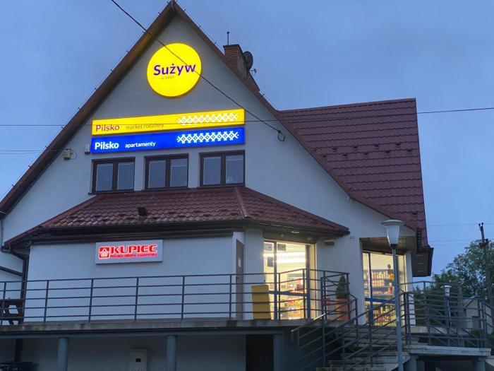 Apartamenty Suzyw Pilsko