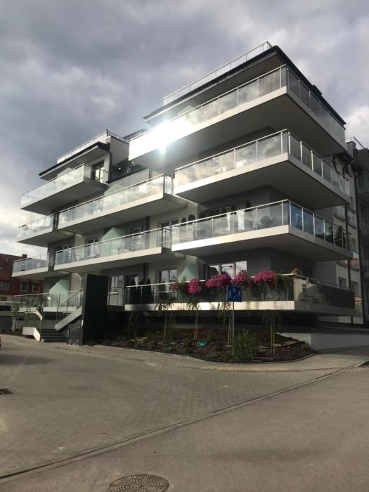 Apartament Róża Wiatrów Giżycko