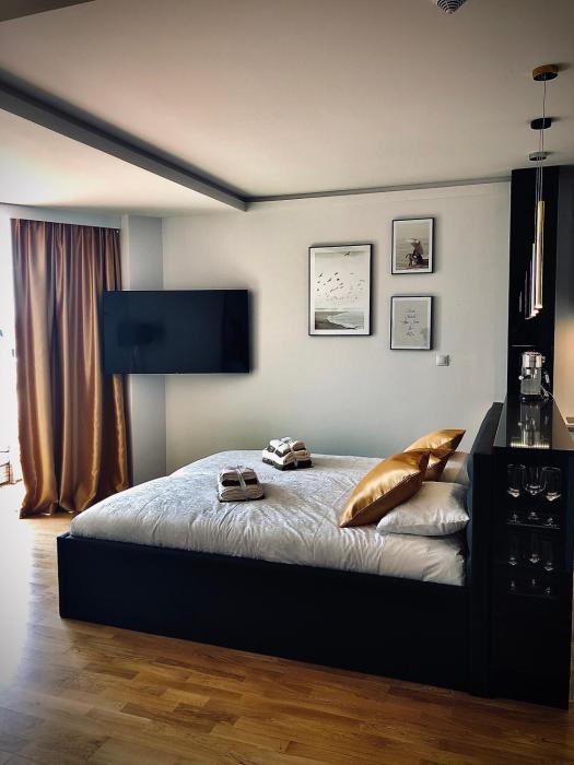 Prywatny Apartament z widokiem na morze Seaside Park Kołobrzeg