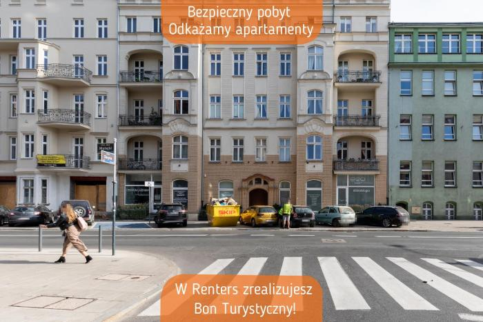Apartments Poznań MTP by Renters