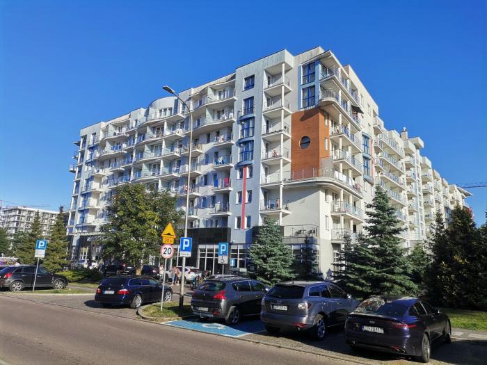 Apartament Promenada Park Kołobrzeg