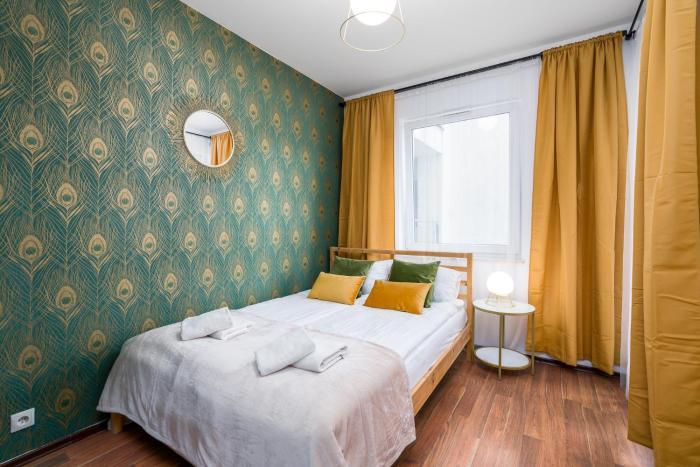 Sleepway Apartments Garbary 95101D z parkingiem