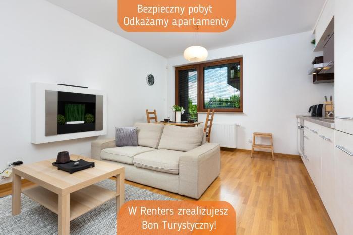 Apartments Platynowa Gdańsk by Renters