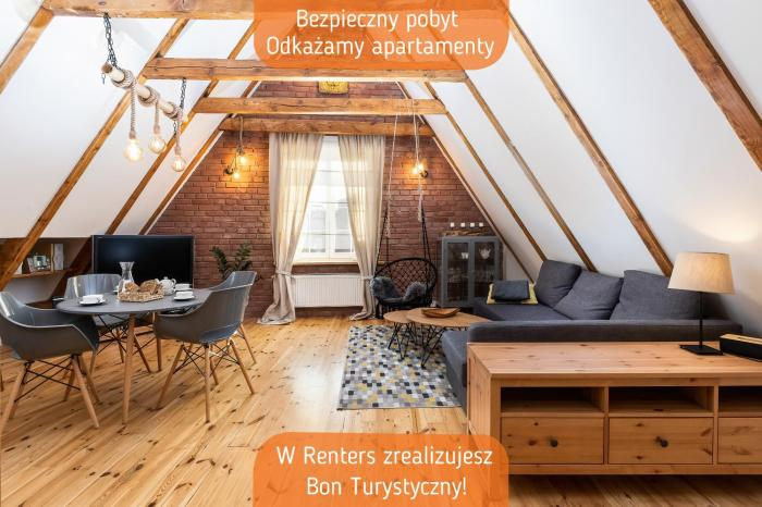 Apartments Old Town Długa by Renters