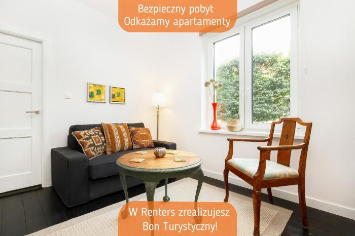 Apartments Gdańsk Miraua by Renters