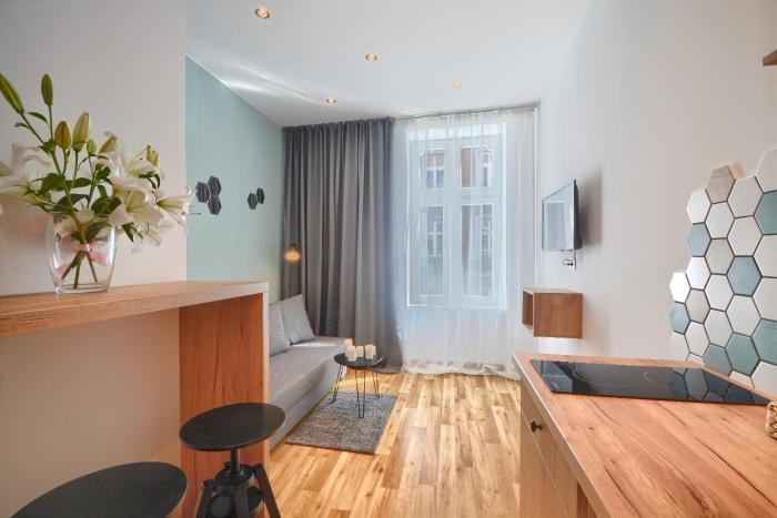 Apartament Centrum Sienkiewicza
