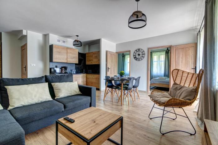 Gold Apartments Your Holiday Home Rodzinny 11