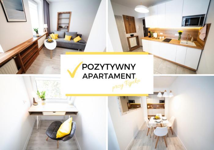 Pozytywny Apartament przy Rynku