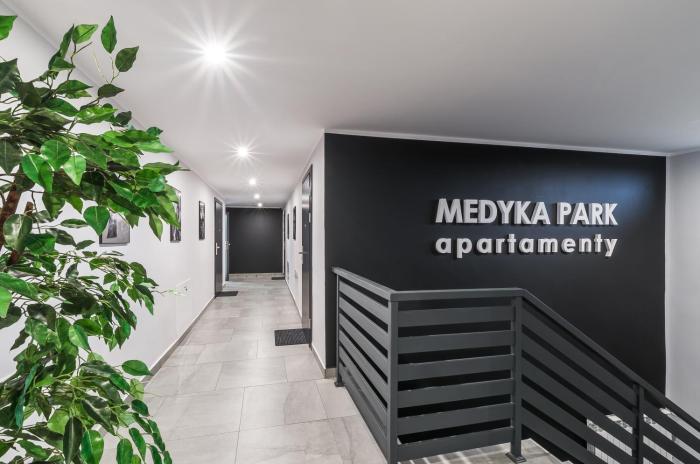 Apartamenty Medyka Park