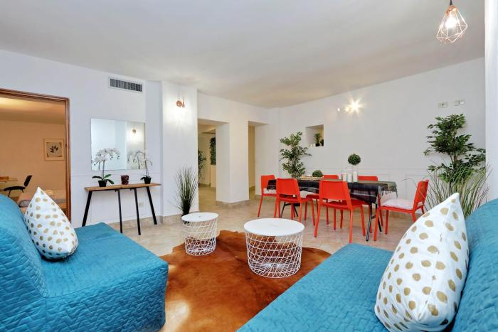 Santa Cecilia XL Suite