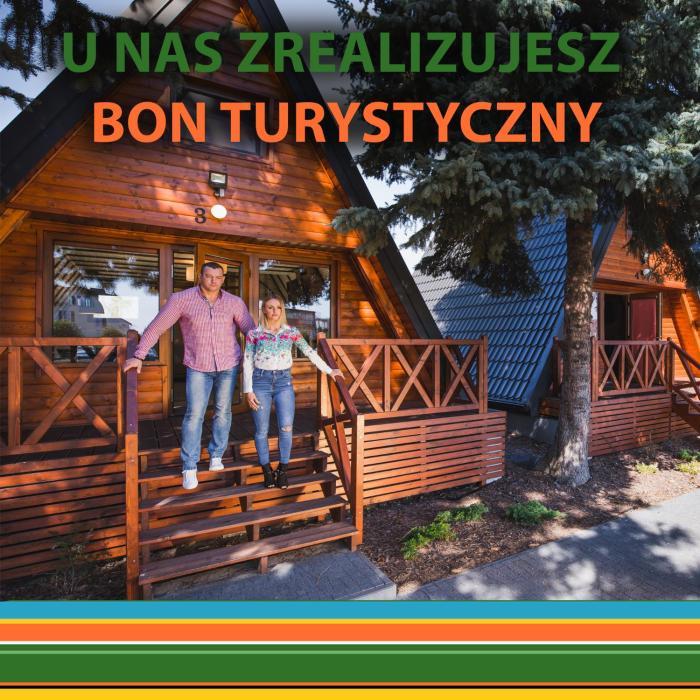 Komfortowe domki przy Parku Zdrojowym