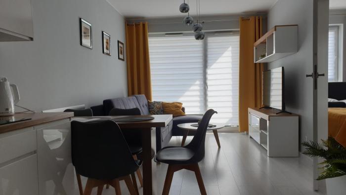 Apartament Kołobrzeg Bursztynowe III